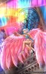 COMMISSION - Angel Aurora