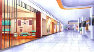 COMMISSION - Mall Interior
