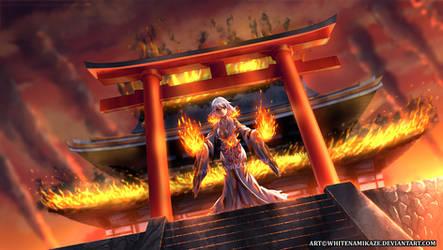 COMMISSION - Blaze