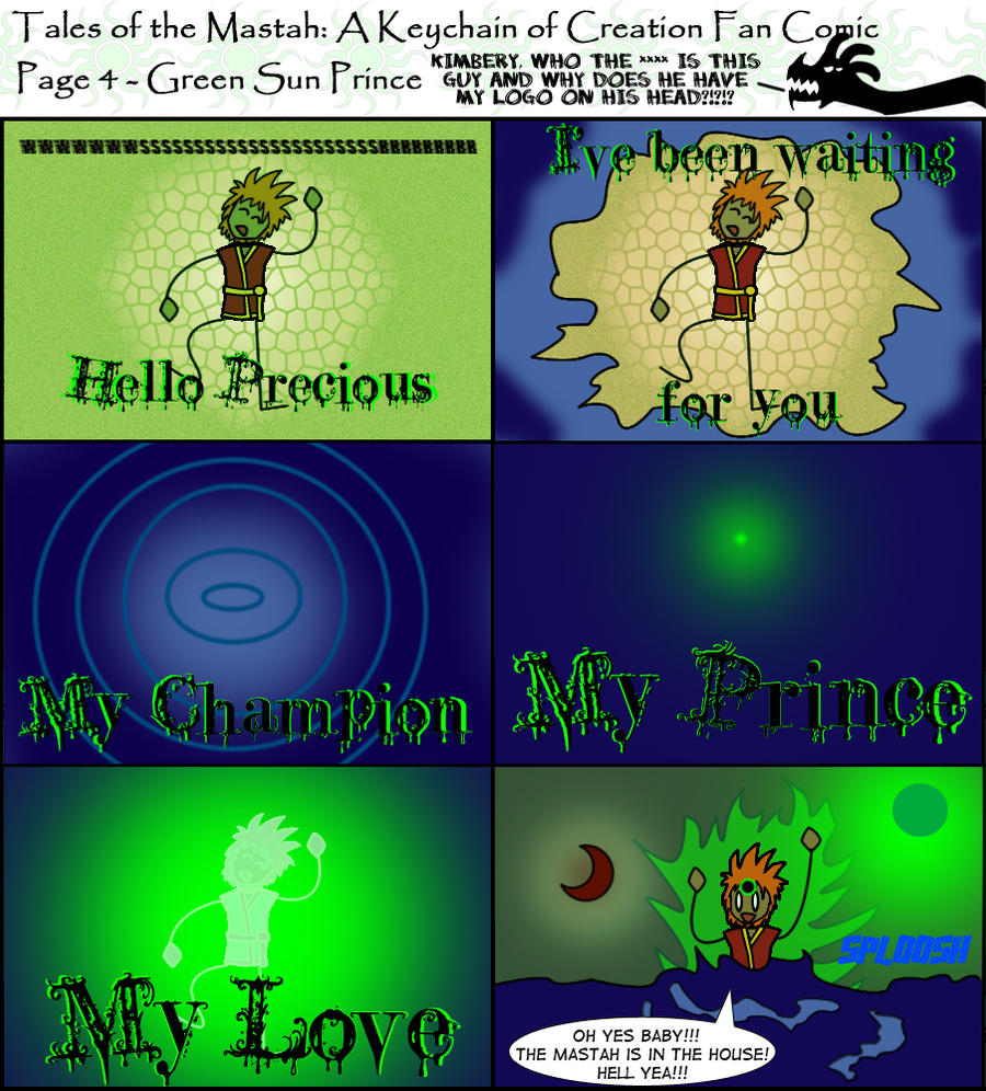 KoC Fan Comic - 4 by LaFreeze