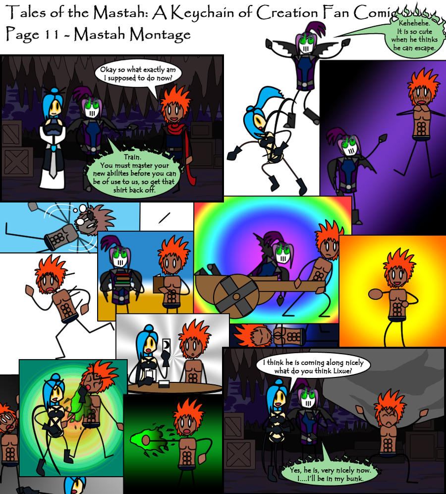 KoC Fan Comic - 11 by LaFreeze