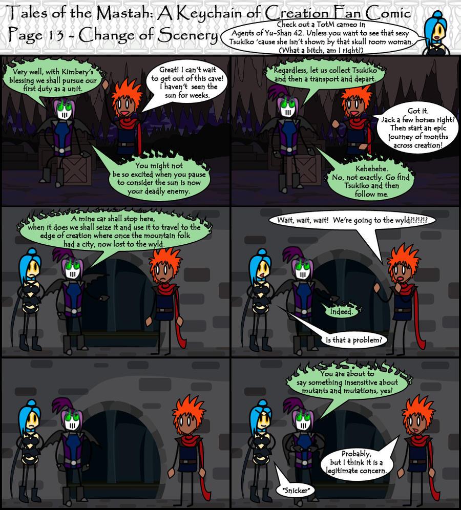 KoC Fan Comic - 13 by LaFreeze