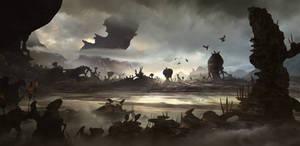 Plains of Skorvgard