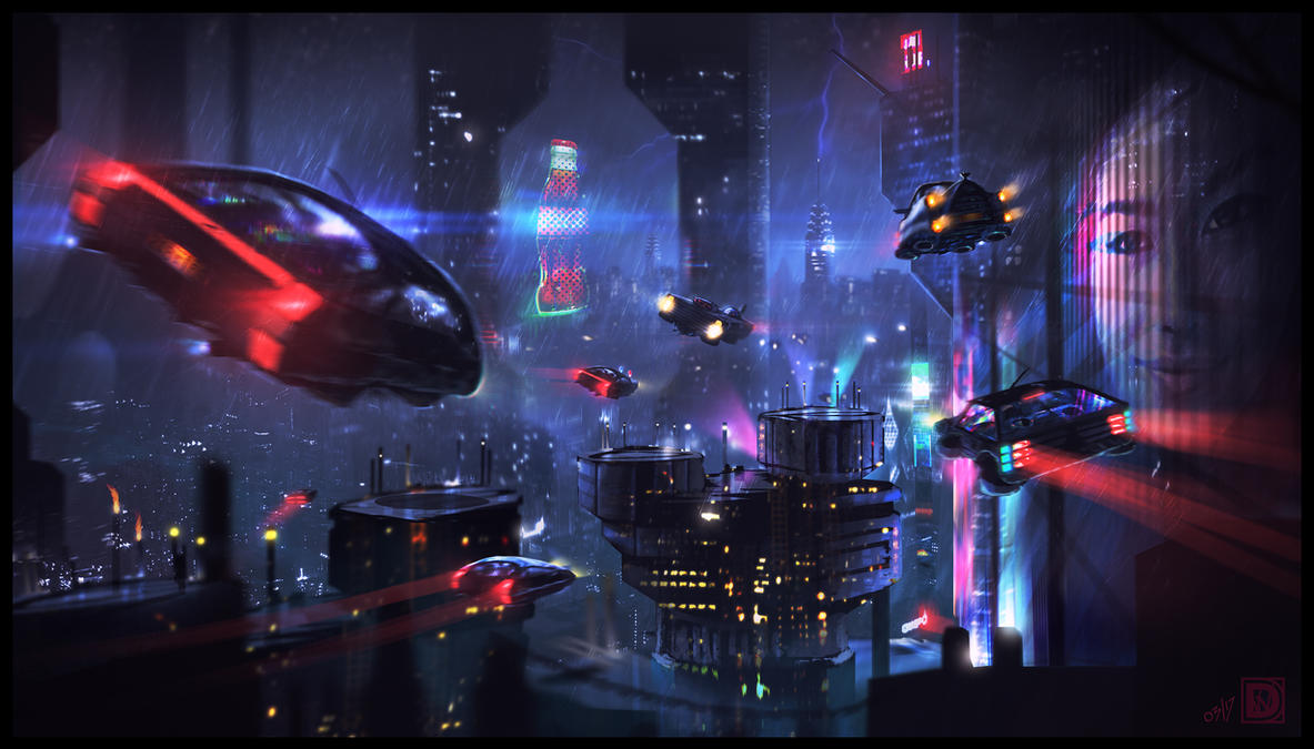 Offworld by DominiquevVelsen