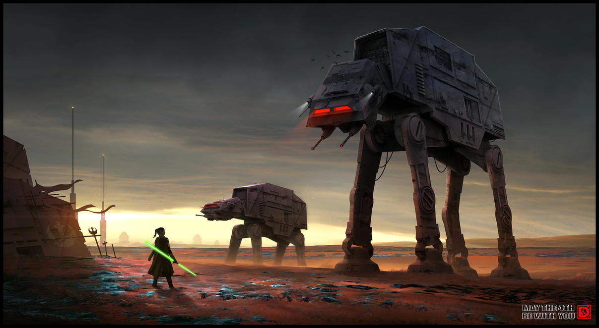 AT-AT by DominiquevVelsen