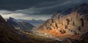 The World of Elyden: Korachan Region