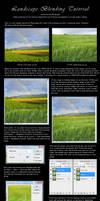 Landscape Blending Tutorial by alais-photography
