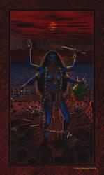 Kali by Apokaliptikon-inc