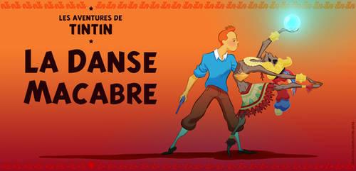 Tintin x Rascar Capac - Dance of Death by ReineDesCanards