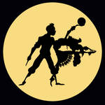 Tintin x Rascar Capac - silhouets