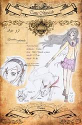TCA app :  Tama Murasaki by hachidarksky