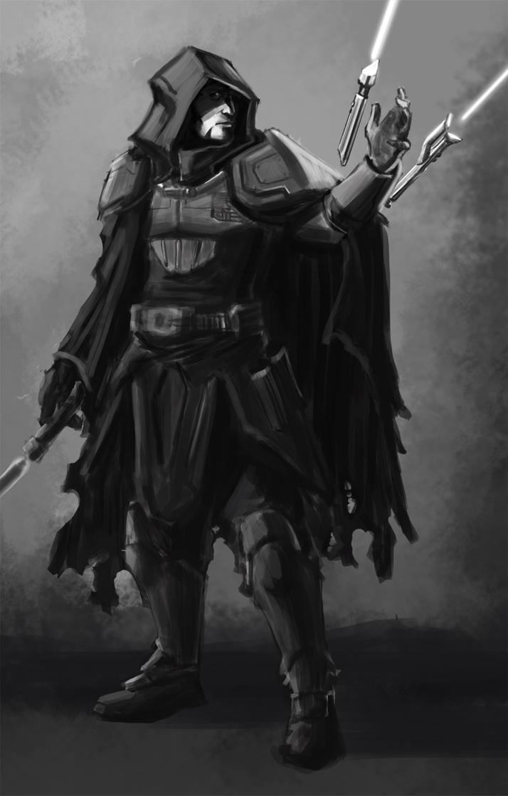 Sith Lord by geeshin