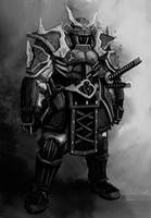 Samurai by geeshin