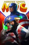 Guile X Captain America 2.0