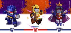 SD Transformers - Series 1 - 04 - 05 - 06