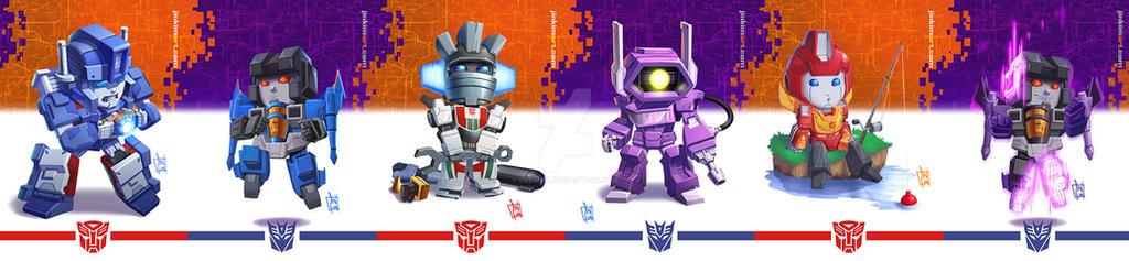 SD Transformers - Series 2 - 07-12