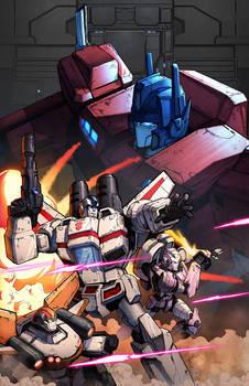IDW Optimus Prime #6