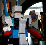 SDF-1 Robotech by EpicLevelSorcerer