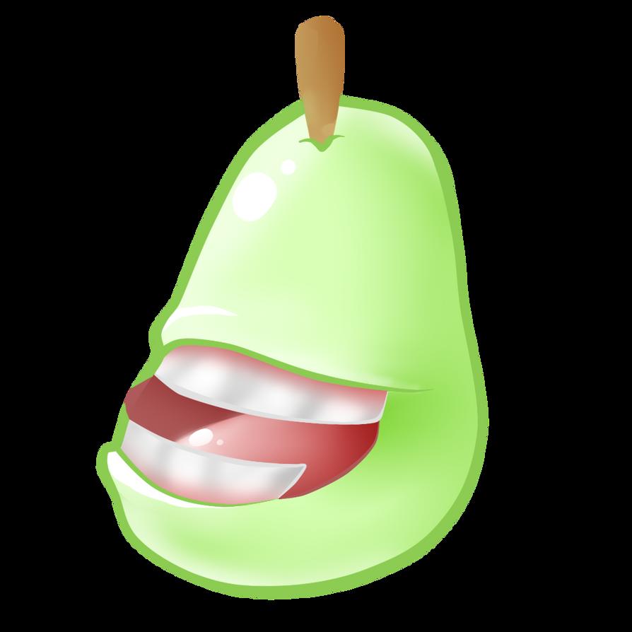 pear by Sqerlygirl