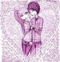 Love will tear us apart..again by amarenna