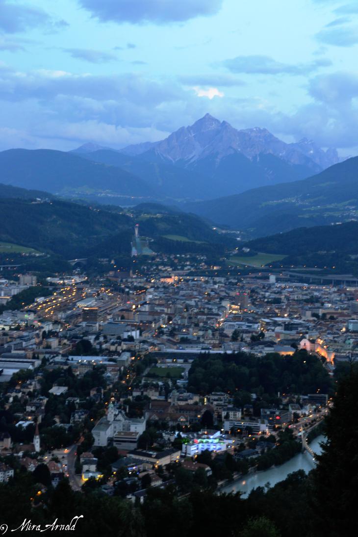 Innsbruck by Mithrandiir