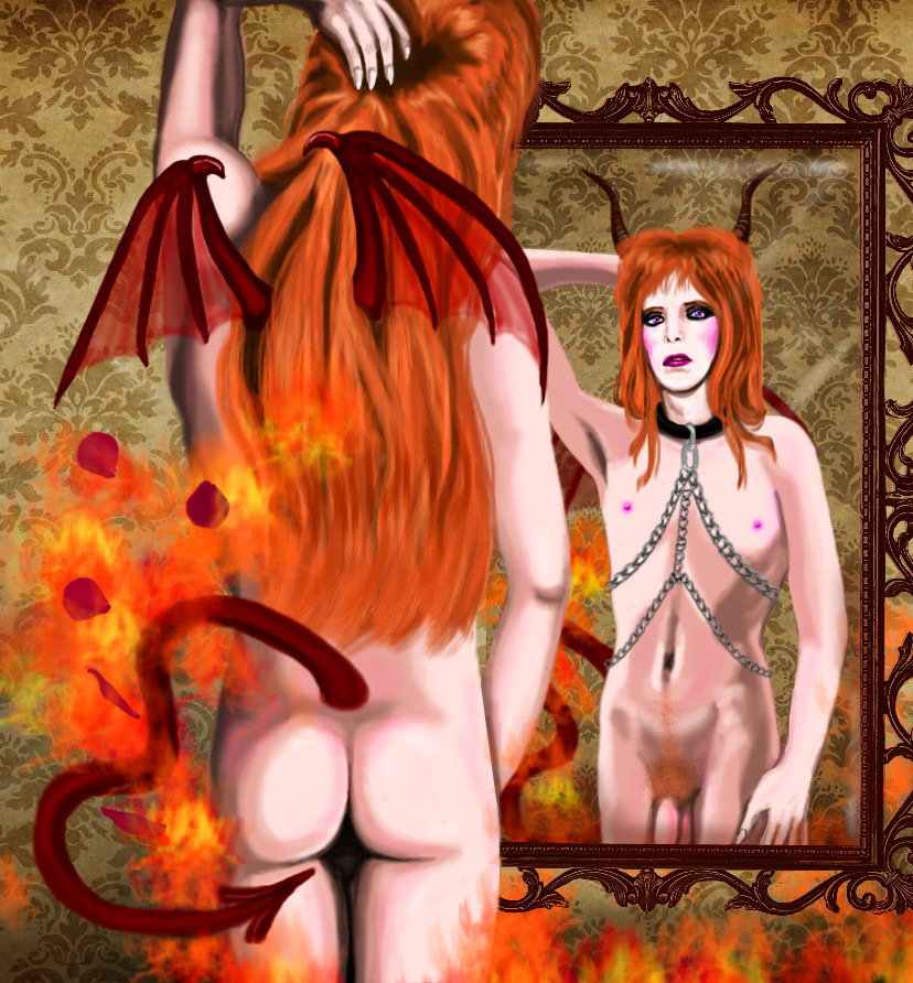 My Succubus by DirtyLittleDog