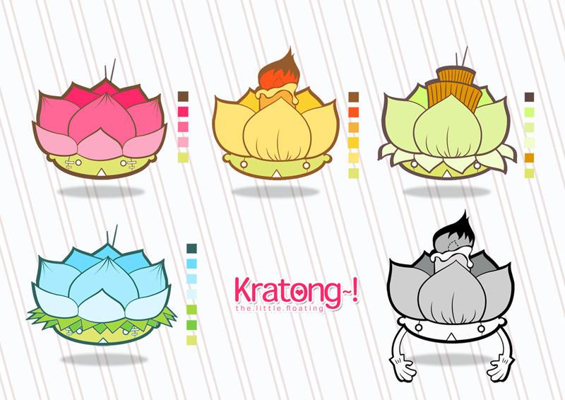 Kratong character by GLASSESGIRL