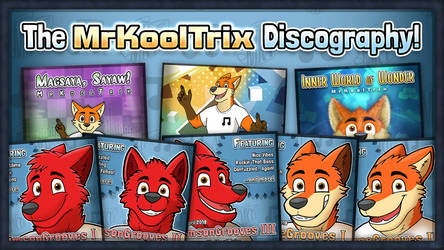 The MrKoolTrix Discography