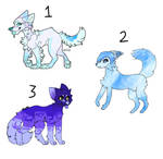 Cheap Adopts for Sale! (3/3 OPEN)