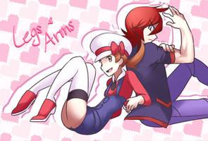 Legs + Arms (Wedlocke) by Juracule