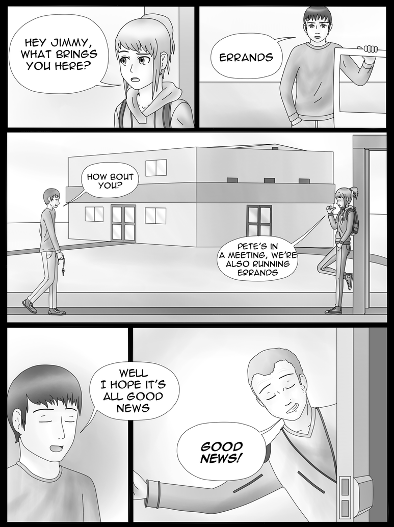 Carried Away - Ch.1 Pg.2 by the0ne1