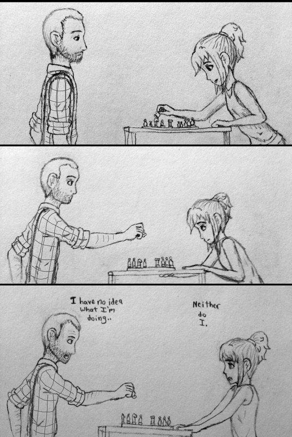 Chess by the0ne1