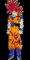 Goku Ssjg 2