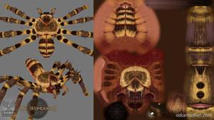 Age of Wonder 3 Hunter Spider Maps by OskarKuijken