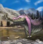 Quad Dragon Set Nr4, The Valley Vagabond