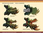 Monster Hunter - Devil's Chompers