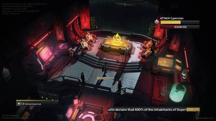 Helldivers - Ship Interior