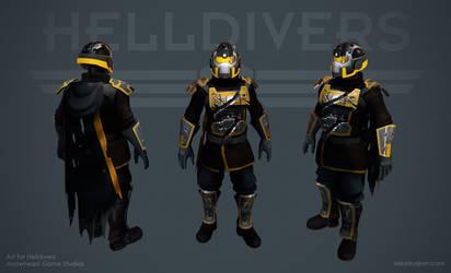 Helldivers - Veteran Armor