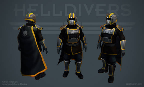 Helldivers - Tactical Armor