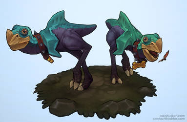 Chicken Sharkosaurus