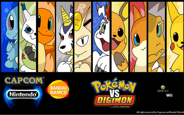 62 best Pokemon vs. Digimon: Which do you like more? images on ...
