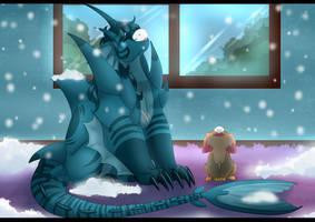Ice Magic Week 3 by RandomComicSheet