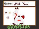 Wook Pyeon the Glowkin