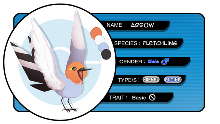 Arrow the Fletchling