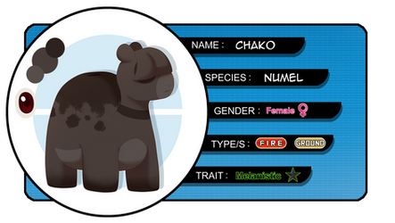 Chako the Numel