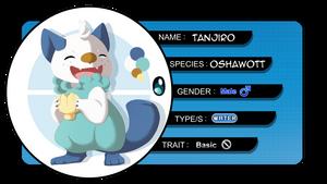 Tanjiro the Oshawott