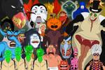 RGB Rogues Gallery Season 1 Network