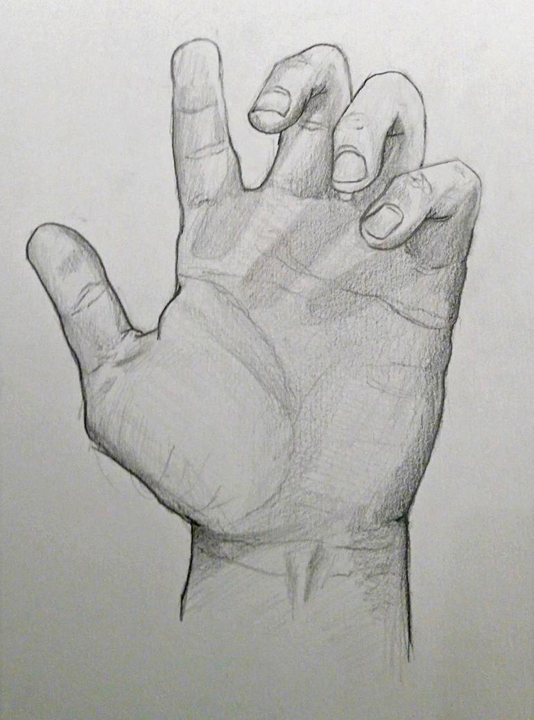 estudio de manos 2 by PokeX