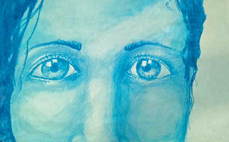 crayola azul by PokeX