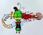 I Hate Fairyland (fan art) by PokeX